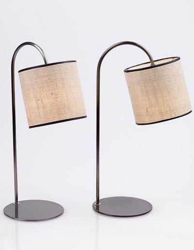 Lámpara Calita H50 pulido