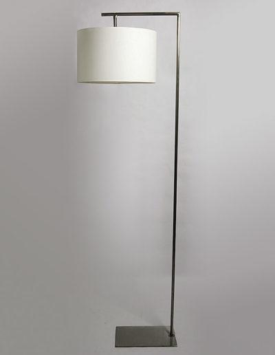 Lámpara Kika recta pulida