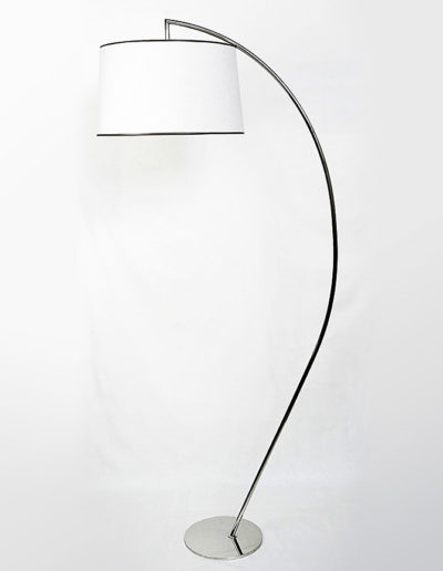 Lámpara arco cromo