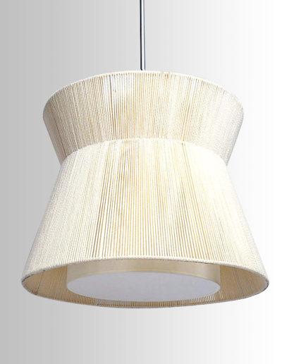 Lámpara cintura cordelillo