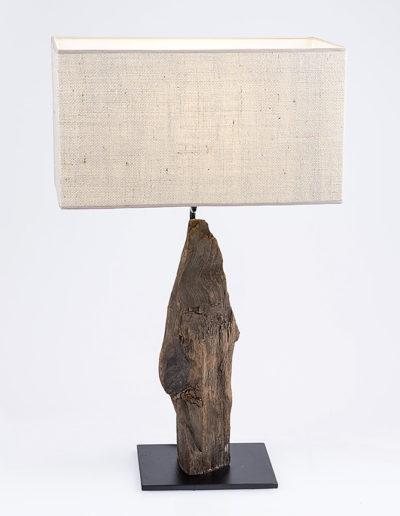 Lámpara tronco