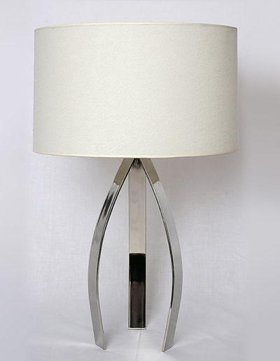 Lámpara ZZ cromo